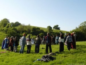 Gorsedh Circle 2007